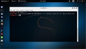 继Kali 2.0版本之后 Kali Linux 发布了首个滚动更新版 Kali Linux 2016.1
